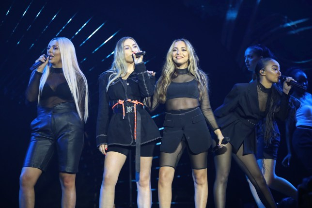 The BBC Radio 1 Teen Awards - Stage Featuring: Little Mix Where: London, United Kingdom When: 21 Oct 2018 Credit: Lia Toby/WENN.com