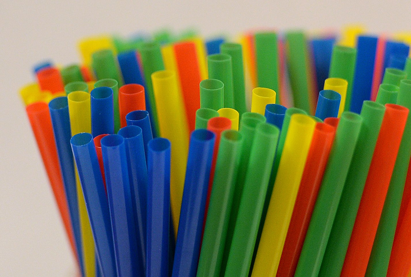 File photo dated 08/01/18 of plastic straws. Environment Secretary Michael Gove has launched a consultation on the Government's plan to ban plastic straws, stirrers and cotton buds, which he said can devastate the world's oceans and wildlife. PRESS ASSOCIATION Photo. Issue date: Monday October 22, 2018. See PA story ENVIRONMENT Plastic. Photo credit should read: Kirsty O'Connor/PA Wire