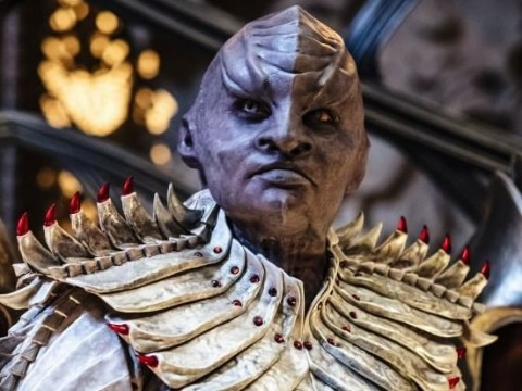Has Star Trek Discovery unveiled revamped Klingon ship design? Photo comes with ominous warning ahead of season 2