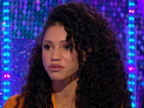 Vick Hope 'could be banned from the BBC' after being a 'sore loser' over Strictly axe