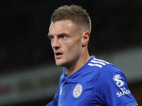 Jamie Vardy set to start for Leicester City's clash with West Ham after illness