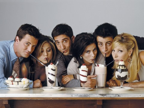 Friends 'main character' revealed and we're not sure how to feel about it