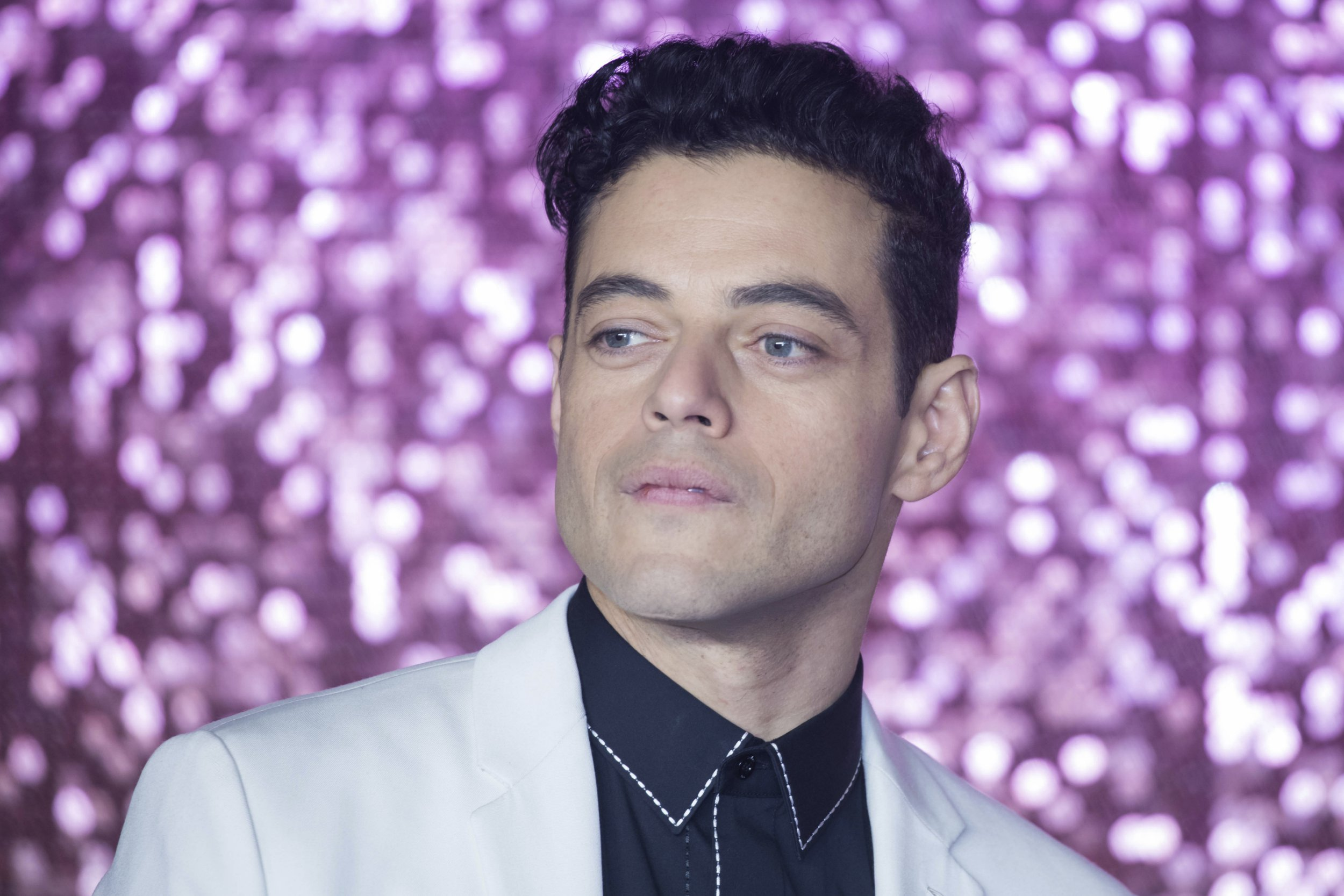 Actor Rami Malek poses for photographers upon arrival at the World premiere of the film 'Bohemian Rhapsody' in London, Tuesday, Oct. 23, 2018. (Photo by Vianney Le Caer/Invision/AP)