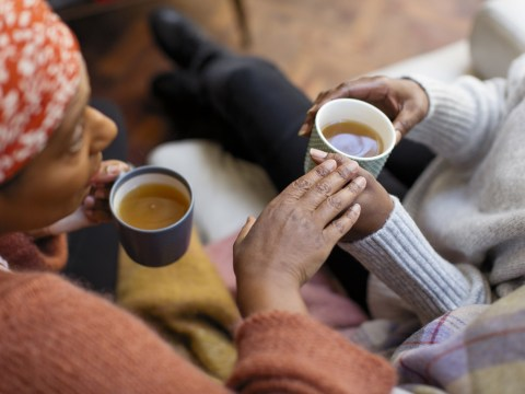 A cup of tea a day could be crucial to good health