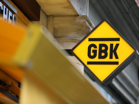 GBK could start closing branches across UK