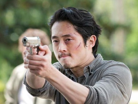 The Walking Dead's Steven Yeun felt 'cramped' and 'beige' playing Glenn