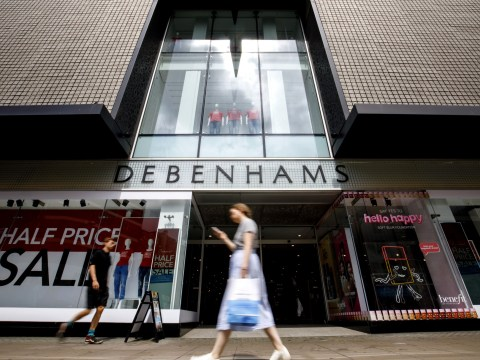 Which Debenhams stores are closing as company faces restructure?