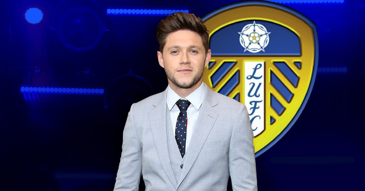 Niall Horan's solo career gets trashed by Leeds United in 2018's most unlikely feud