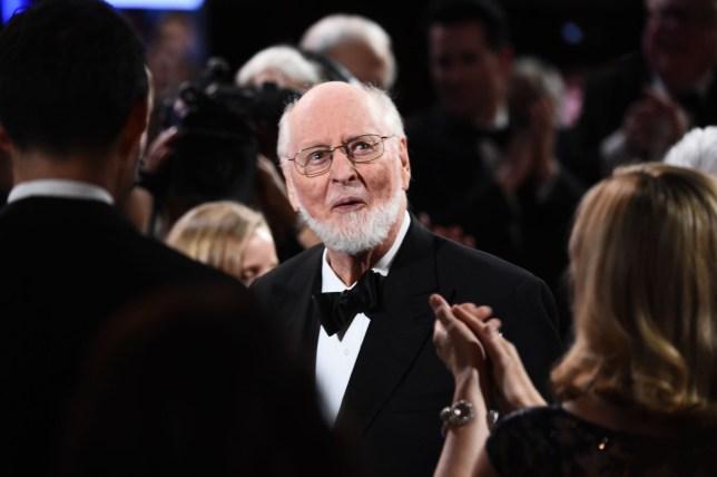 Mandatory Credit: Photo by Michael Buckner/Variety/REX/Shutterstock (5725418g) John Williams AFI Life Achievement Award: A Tribute to John Williams, Show, Los Angeles, USA - 09 Jun 2016