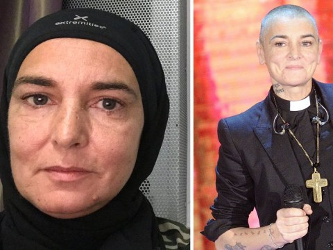 Sinead O'Connor converts to Islam and changes her name to Shuhada Davitt