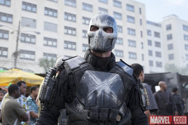 Frank Grillo confirms return as Crossbones in Avengers 4 Credit: Marvel Studios