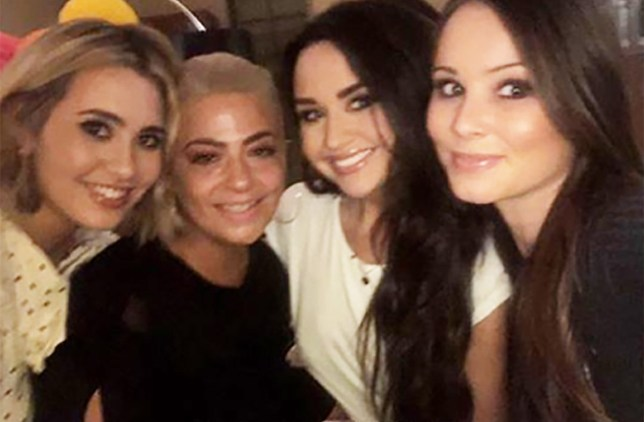 Lisa Armstrong's friends rally around her on he first birthday without Ant METRO GRAB taken from: https://www.instagram.com/lisaamkup/ Credit: lisaamkup/Instagram