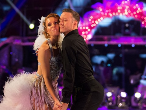 Stacey Dooley romance with Kevin Clifton was an 'open secret' on Strictly Come Dancing tour