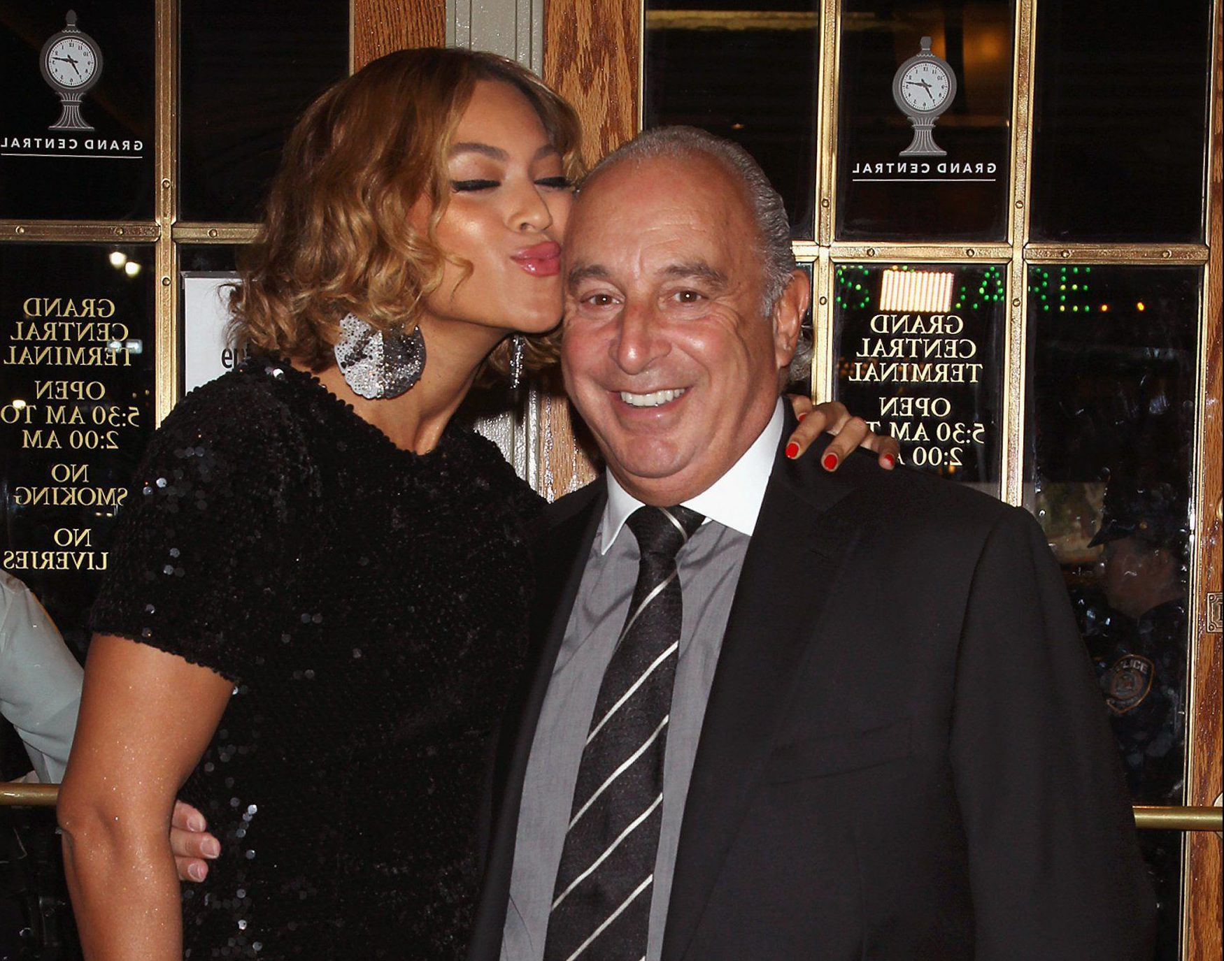 Beyonce put under pressure to cut ties with Sir Philip Green who 'racially and sexually abused staff'