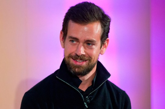 Jack Dorsey, CEO of Square, Chairman of Twitter and a founder of both ,holds an event in London on November 20, 2014, where he announced the launch of Square Register mobile application. The app, which is available on Apple and Android devises, will allow merchants to track sales, inventories and other data on smartphones and tablets. AFP PHOTO / JUSTIN TALLIS / AFP PHOTO / Justin TALLIS (Photo credit should read JUSTIN TALLIS/AFP/Getty Images)