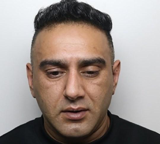 Nabeel Kurshid South Yorkshire Police - Rotherham sex abuse