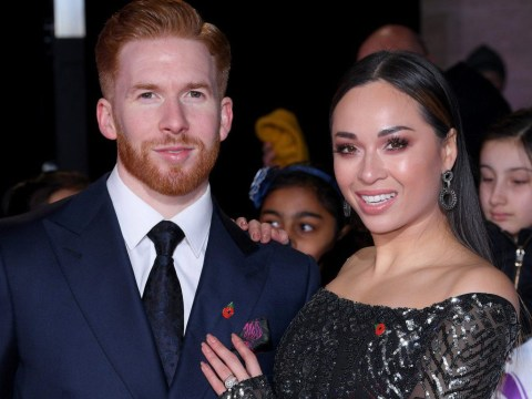 Strictly's Neil Jones 'bans wife Katya from talking to Seann Walsh as he confronts comedian over gay joke'