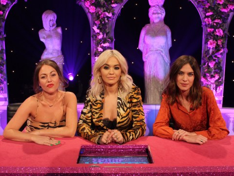 Holly Willoughby and Fearne Cotton replaced by Alexa Chung and Rita Ora on Celebrity Juice – and Keith Lemon is buzzing