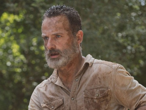 The Walking Dead tease Rick's fate in first-look pictures at Andrew Lincoln's final episode