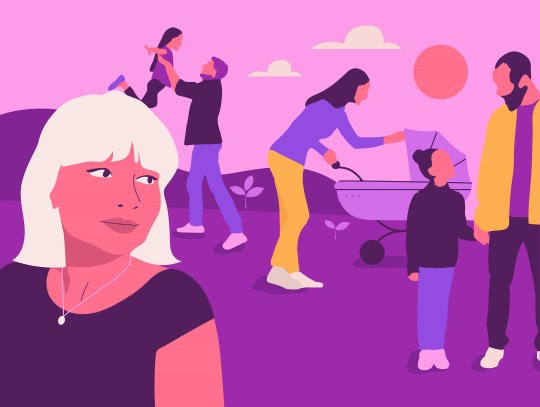Caption: METRO ILLUSTRATIONS (Picture: Virgin Miri/ Metro.co.uk) Social infertility is very real and very shit Is there a word for when you find out there???s a name for something you???ve been feeling or experiencing? Because if there???s not, there should be. You see I recently found out (via this wonderful piece my friend Emily Maddick wrote for Grazia magazine) that there???s a snappy term for the fact that I desperately want children but might not be able to have them because I???m still fucking single. It???s called social infertility. While plain old medical infertility is something you hear about all the time, social infertility is so rarely spoken about I only just came across the phrase a couple of weeks ago and I???m afflicted by it. Like mental illness - which is only now starting to be treated as seriously as physical health issues ??? social infertility is seen as something that???s either made up or totally avoidable if only the person concerned would just pull their socks up and bloody get on with it. But I???d like to make it very clear here and now; I am not being too picky, I am not playing fast and loose with biology because I???m a spoilt brat who thinks she can always get her own way, and I am certainly not prioritising my career and purposely putting procreating on-hold to climb the greasy pole - I simply haven???t met anyone I could possibly, under any reasonable standards, have children with. And believe me, no one???s more disappointed or upset about this fact than me. To give you some background, I???m 35 and have been single for all of my 30s and a decent chunk of my 20s. Yes, I???ve dated. Yes, there have been people I???ve liked and others who have liked me (although, unfortunately, rarely the twain have met). I???m the product of a stable, loving, two-parent family, and have always envisioned creating my own equally traditional family unit with marriage and kids. And yet, despite my long-held hopes, dreams, and many, many dates, it has