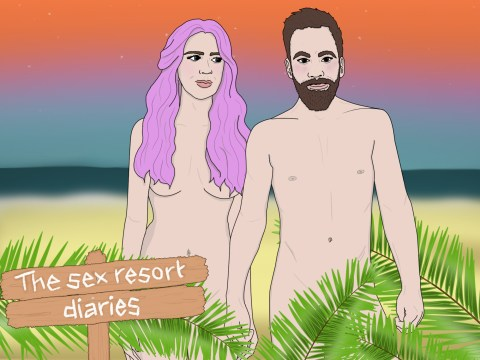 The Sex Resort Diaries: The final night at Young Swingers Week