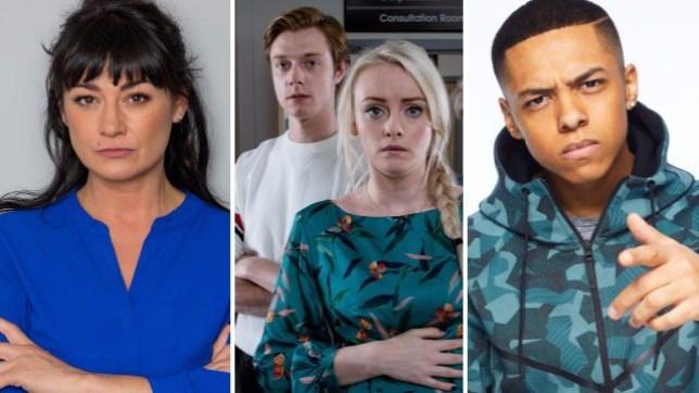 Soap spoilers for Moira in Emmerdale, Sinead and Daniel in Coronation Street and Keegan in EastEnders
