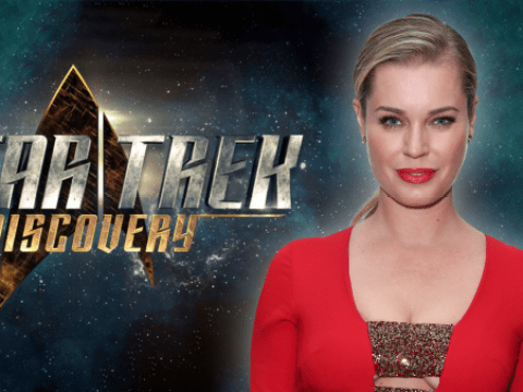 Star Trek Discovery unveils first look at series 2 newcomer Rebecca Romijn as Number One on Twitter