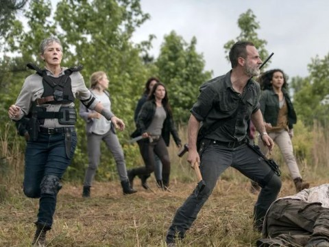 The Walking Dead scrapped title sequence appears to confirm major deaths from the comics