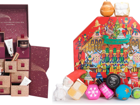 Top 10 beauty advent calendars for Christmas 2018 that are still available to buy
