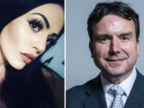 Married Tory MP who sent creepy 'Daddy' texts to barmaid could be kicked out the Commons