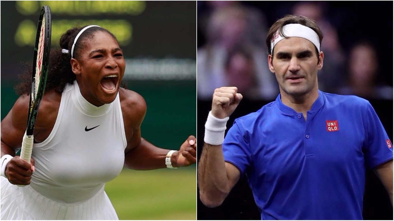 Roger Federer to play Serena Williams in mixed doubles of Hopman Cup