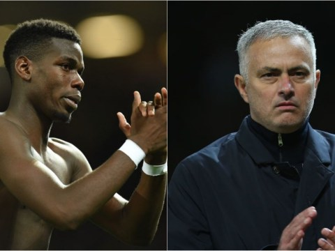 Who Jose Mourinho blames for Paul Pogba rift at Manchester United
