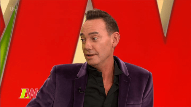 Craig Revel Horwood blasted Katya Jones over Seann Walsh kiss (Picture: ITV)