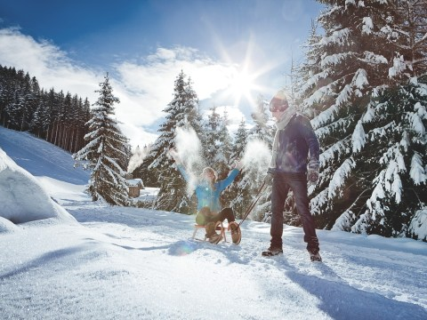 Here's 10 reasons that'll make you want to fly to SalzburgerLand this winter