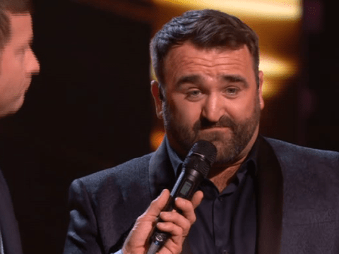 X Factor's Danny Tetley throws major shade to rival contestants' song choices and it's awkward AF