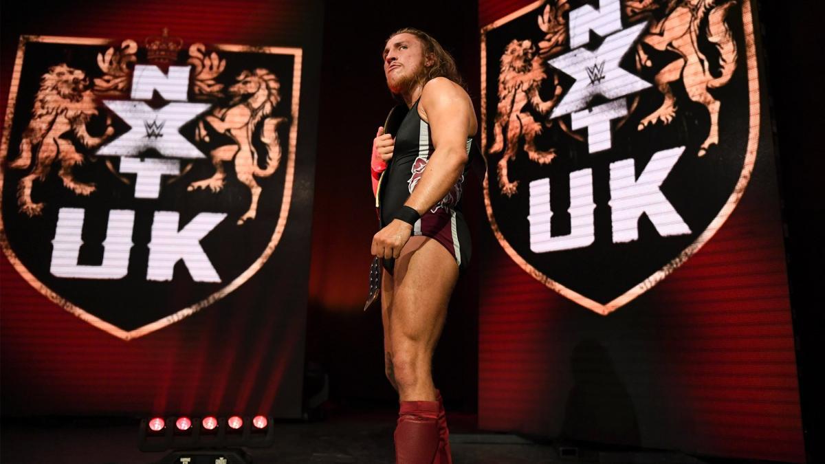 WWE UK Champion Pete Dunne talks Blackpool, Christmas and AJ Styles