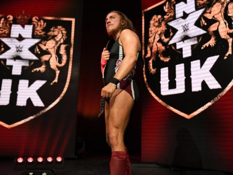 WWE UK Champion Pete Dunne talks Blackpool, Christmas and AJ Styles