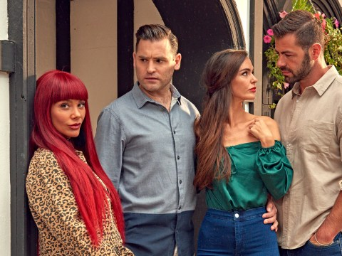 Hollyoaks spoilers: Mercedes McQueen's wedding day ends in violence – will her secret come out?
