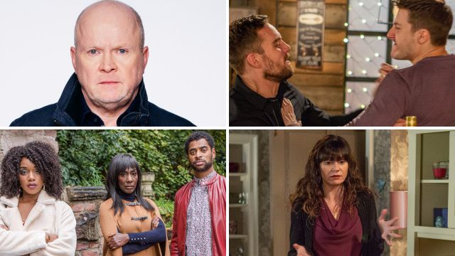 20 soap spoilers: Phil's shocking EastEnders return, split torment for Chas and Paddy in Emmerdale, Corrie attack, Hollyoaks revenge