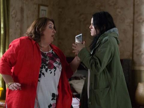 EastEnders spoilers: Evil Bev plots to sell Hayley Slater's baby with Kat Moon's help?