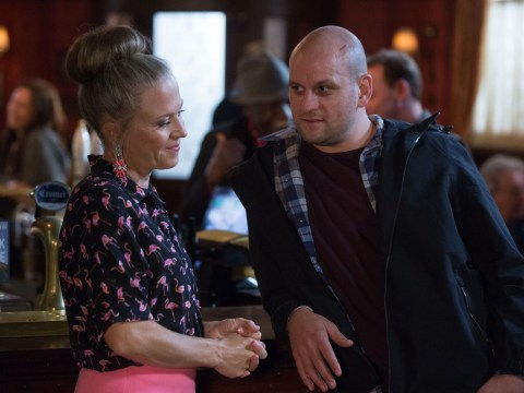 EastEnders spoilers: Huge showdown for Linda Carter and Stuart Highway in two hander special