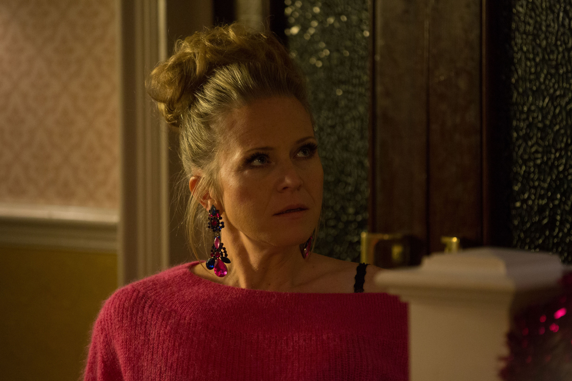 EastEnders spoilers: Kellie Bright reveals Linda Carter's in danger as Stuart Highway learns the truth