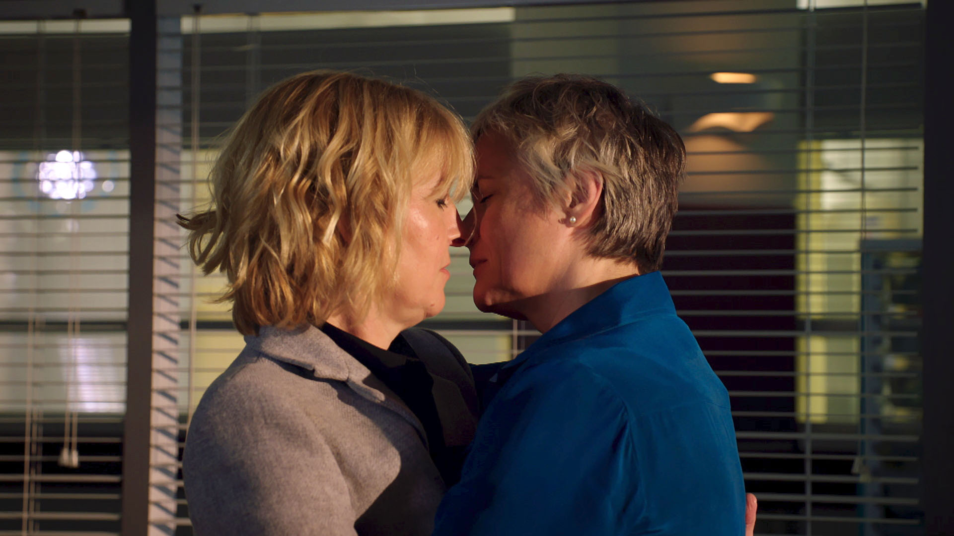 Holby City spoilers: Could Berena be headed for a split? Executive producer hints at end for Serena and Bernie