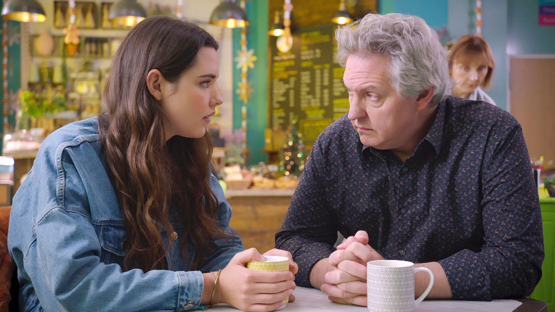 Holby City spoilers: Bob Barrett's real life daughter joins Holby City as Dr Sacha Levy confesses depression