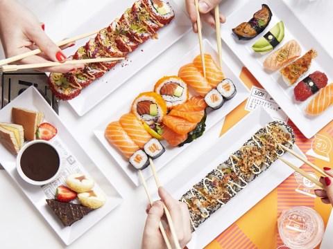 Yo! Sushi launches a huge new menu for winter