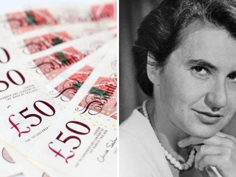 British public to decide who will feature on new £50 note