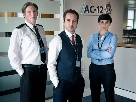 Line Of Duty will return in 'April' teases star Martin Compston
