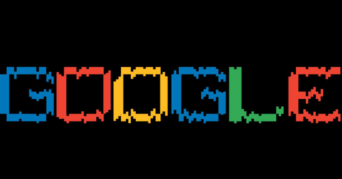 Picture: Google Arecibo Message Google Doodle