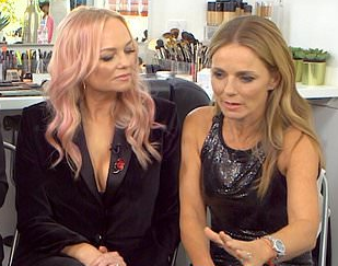 Spice Girls get political on Brexit and Mel B laughs: 'I don't live here'