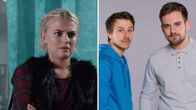 Bethany struggles as Ali and Ryan fight in Coronation Street